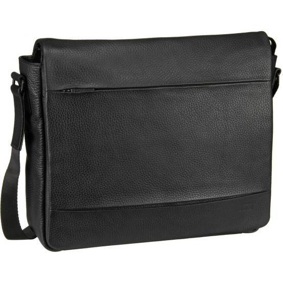4561 Laptopfach, Laptoptasche, Männer, Schultertaschen, Taschen 4561-001