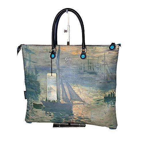 G3 Claude Monet - Laster GmBH 19. Dezember 2020 Businesstaschen, Damen, Frauen, Handtasche, Handtaschen, Schultertaschen, Shopper, Taschen