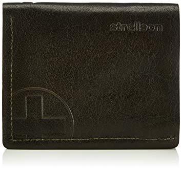 Strellson Billford V6 Gruen Geldbörsen, Männer 4010000220