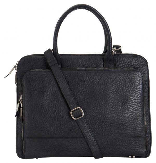 21877 schwarz 001 scaled Aktentaschen, Businesstaschen, Frauen, Laptoptasche 21877