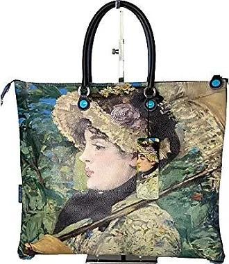 G3 Eduard Manet Businesstaschen, Damen, Frauen, Handtasche, Handtaschen, Schultertaschen, Shopper, Taschen G000030T3X11360F6168