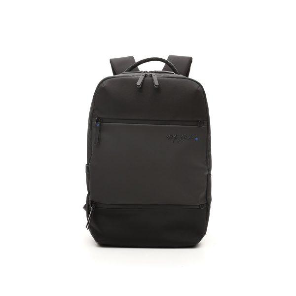 rucksack black gross front - Laster GmBH 19. Dezember 2020