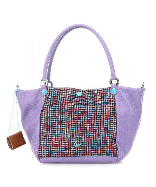 viola violett Frauen, Handtaschen, Schultertaschen VIOLA SZ M-1